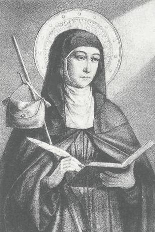 Svätá Brigita